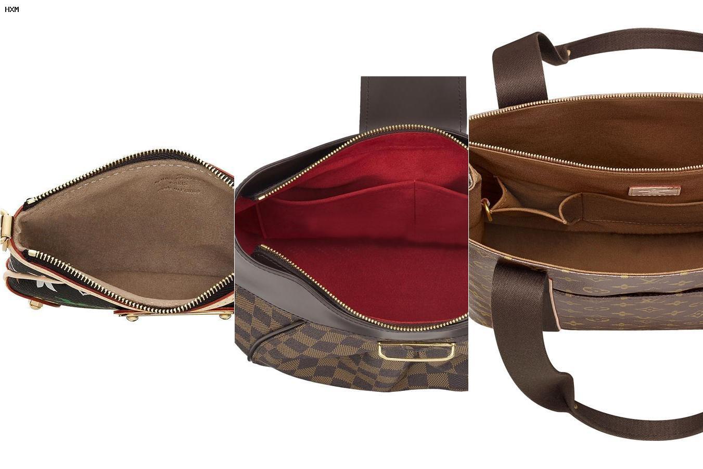 6dc0304be bolsa louis vuitton original por dentro